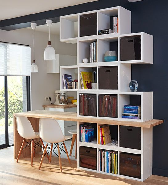 Category boite a idees moody 39 s home for Amenagement bibliotheque salon